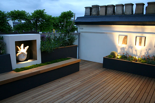 Houzz best free home design idea inspiration for Jardin en terrasse